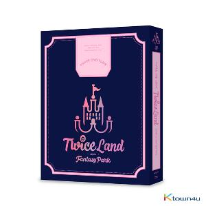 [Blu-Ray] TWICE - TWICE 2ND TOUR 'TWICELAND ZONE 2:Fantasy Park' Blu-ray