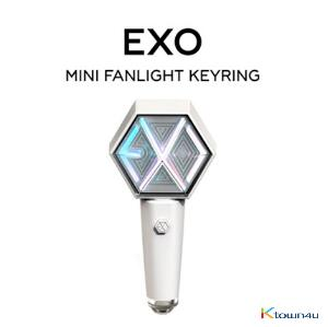 EXO - OFFICIAL MINI LIGHT STICK KEYRING (*Order can be canceled cause of early out of stock)