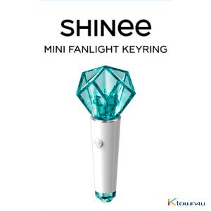 SHINEE - OFFICIAL MINI LIGHT STICK KEYRING (*Order can be canceled cause of early out of stock)