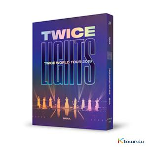 [Blu-Ray] TWICE - TWICE WORLD TOUR 2019 'TWICELIGHTS' IN SEOUL BLU-RAY