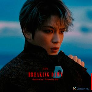 Kim Jae Joong - Album [Breaking Dawn] (CD+DVD) (Type B) (Japanese Ver.) (*Order can be canceled cause of early out of stock)
