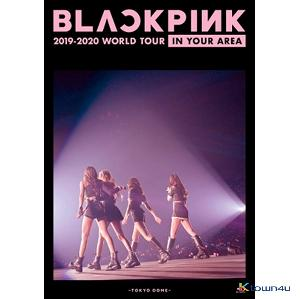 BLACKPINK - [2019-2020 World Tour In Your Area -Tokyo Dome-] (Blu-ray) [Blu-ray] (2020) (Japanese Ver.) (*Order can be canceled cause of early out of stock)