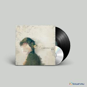 Kim Dong Ryul - LP+CD Album [Walking Together remastered] (LP+CD SET)