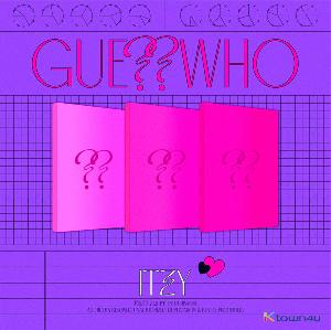 ITZY - Album [GUESS WHO] (Random Ver.)