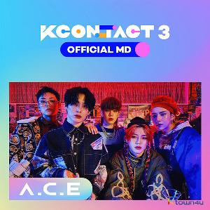 A.C.E - VOICE KEYRING [KCON:TACT3 OFFICIAL MD]