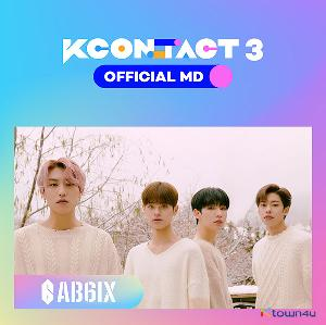 AB6IX - TICKET & AR CARD SET [KCON:TACT3 OFFICIAL MD]