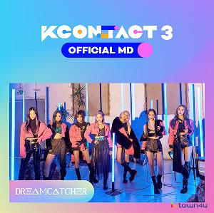 DREAMCATCHER - VOICE KEYRING [KCON:TACT3 OFFICIAL MD]