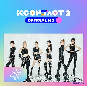 EVERGLOW - TICKET & AR CARD SET [KCON:TACT3 OFFICIAL MD]