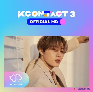 HA SUNG WOON - TICKET & AR CARD SET [KCON:TACT3 OFFICIAL MD]