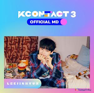 Lee Jin Hyuk - TICKET & AR CARD SET [KCON:TACT3 OFFICIAL MD]
