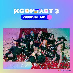 LOONA - TICKET & AR CARD SET [KCON:TACT3 OFFICIAL MD]