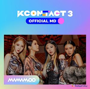 MAMAMOO - TICKET & AR CARD SET [KCON:TACT3 OFFICIAL MD]