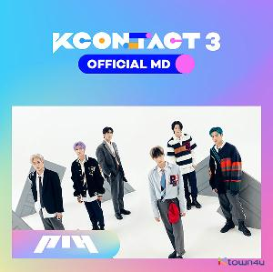 P1Harmony - TICKET & AR CARD SET [KCON:TACT3 OFFICIAL MD]