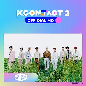 SF9 - TICKET & AR CARD SET [KCON:TACT3 OFFICIAL MD]