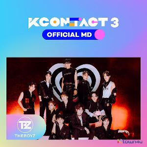 THE BOYZ - TICKET & AR CARD SET [KCON:TACT3 OFFICIAL MD]