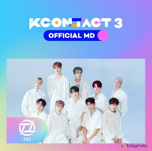 TOO - TICKET & AR CARD SET [KCON:TACT3 OFFICIAL MD]