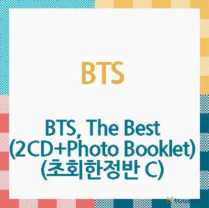 BTS - Album [The Best] (2CD+Photo Bookleet) (Japanese Ver.) (Limited Edition C) (*Order can be canceled cause of early out of stock)