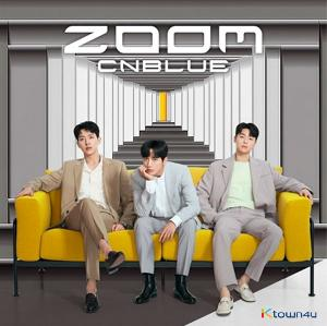 CNBLUE - Album [Zoom] [CD] (Japanese Version) (*Order can be canceled cause of early out of stock)