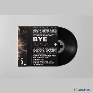 LIM CHANG JUNG - LP Album Vol.10 [BYE] (Black Color Ver.) (Limited Edition)